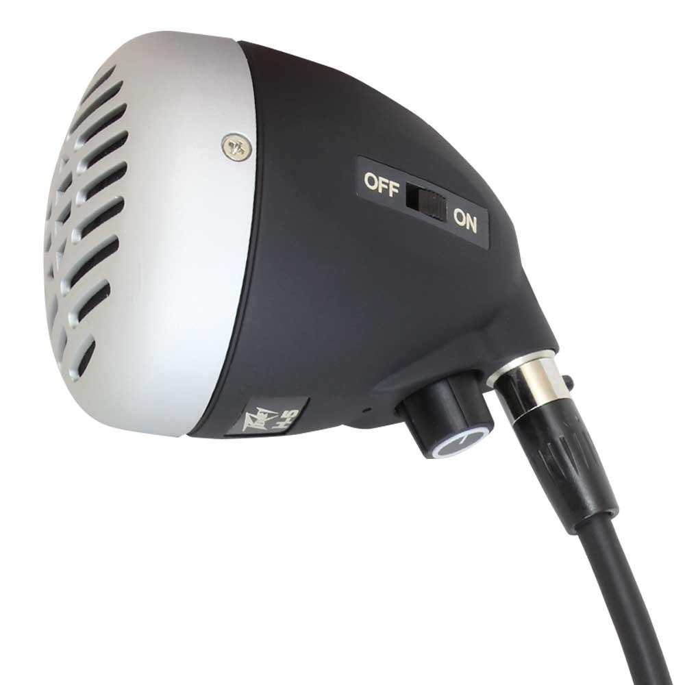 ダイナミック ハーモニカマイクロホン H-5 Harmonica Microphone