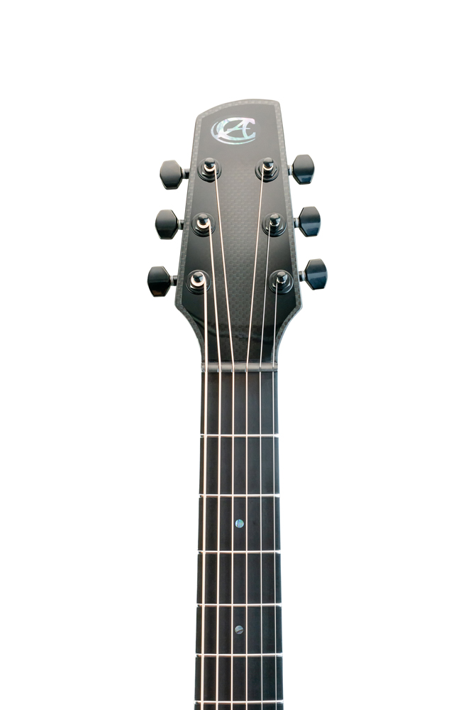 CA GX High Gloss Carbon Burst (Narrow Neck)