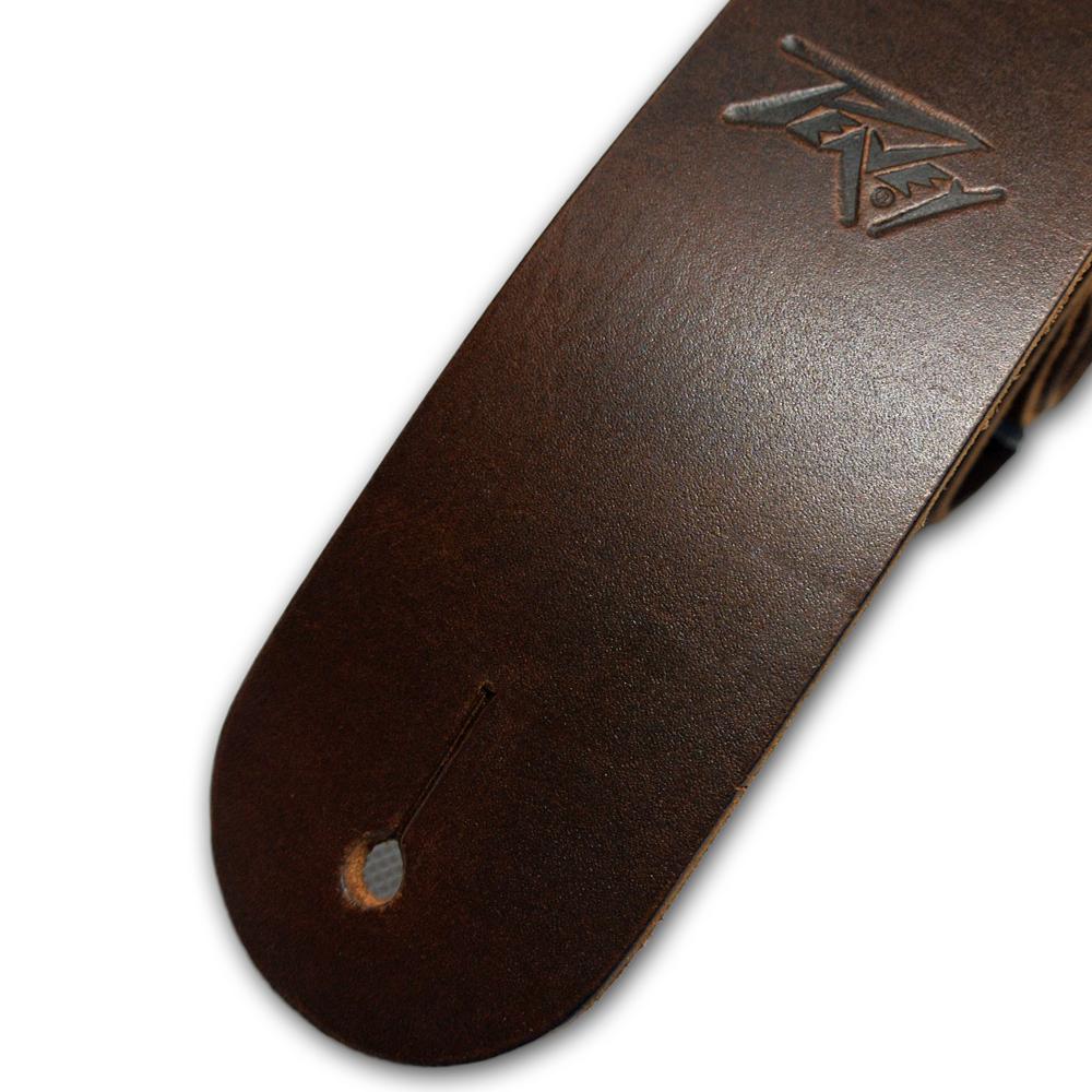プレミアム レザー ギター ストラップ 2inch Premium Leather Strap Brown