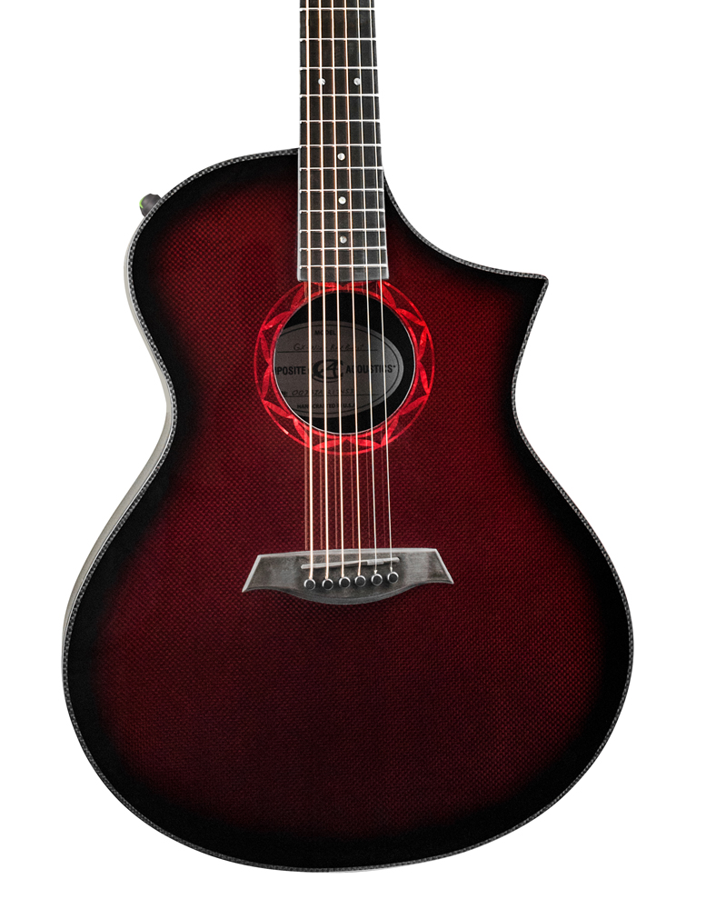 CA GX Wine Red Burst
