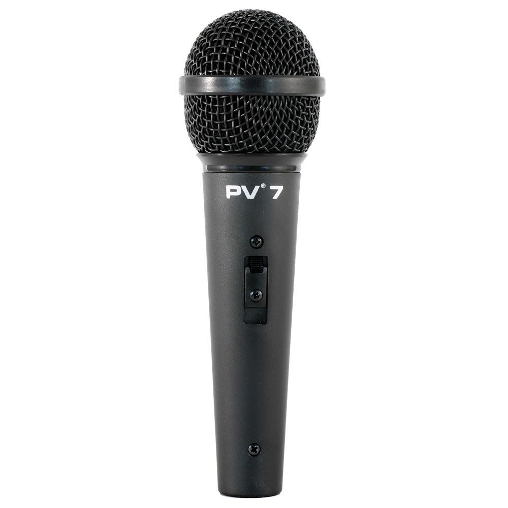 ダイナミックマイクロフォン PV7 (XLR・フォーンケーブルケーブル付き)