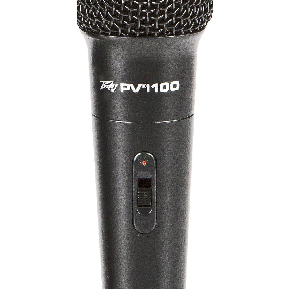 ダイナミックマイクロフォン PVi 100 (XLRマイクケーブル付き)