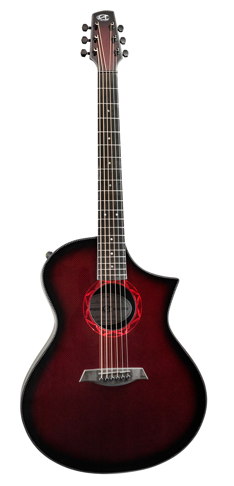 CA GX Wine Red Burst (TA)