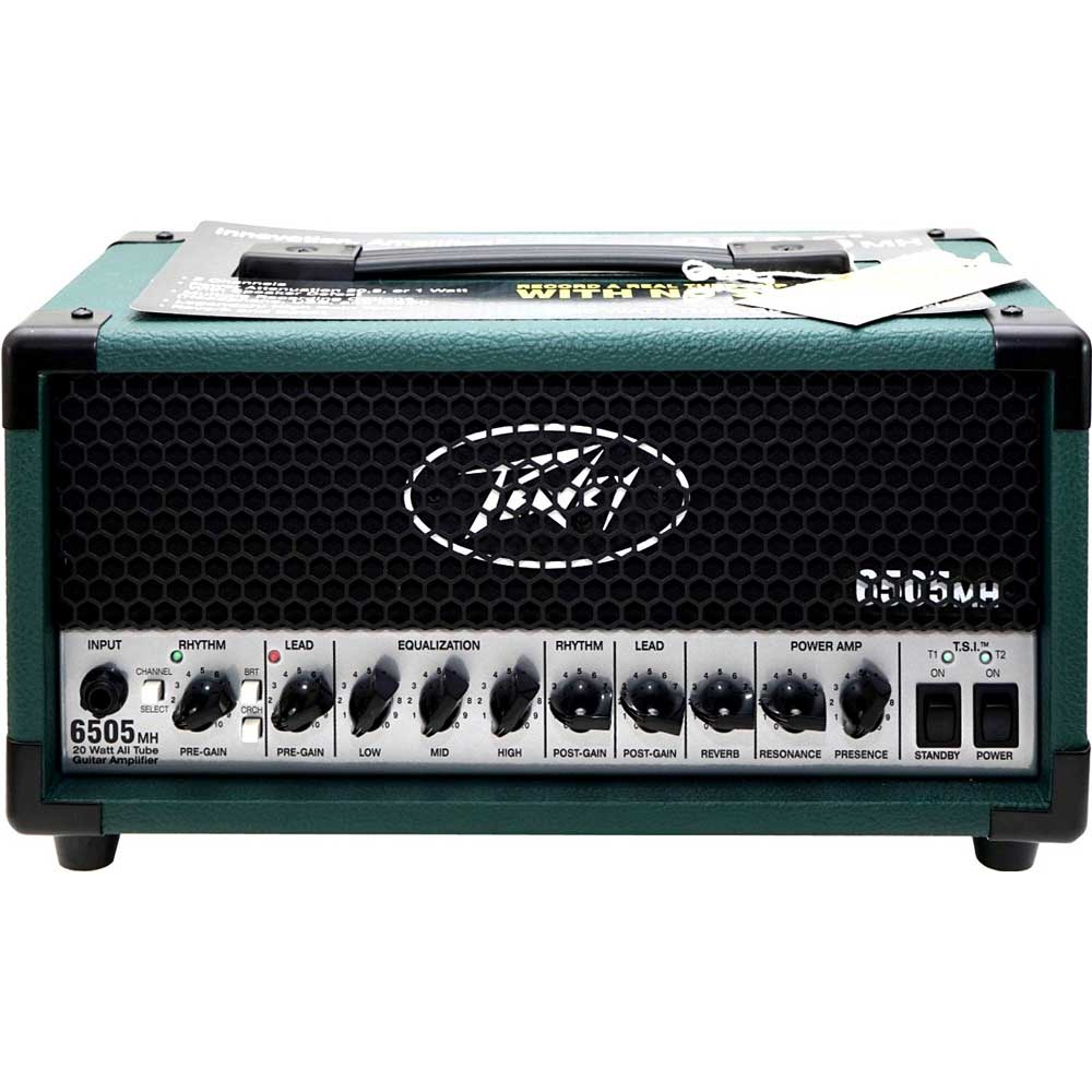 Peavey 6505 MH Japan Edition 試奏機