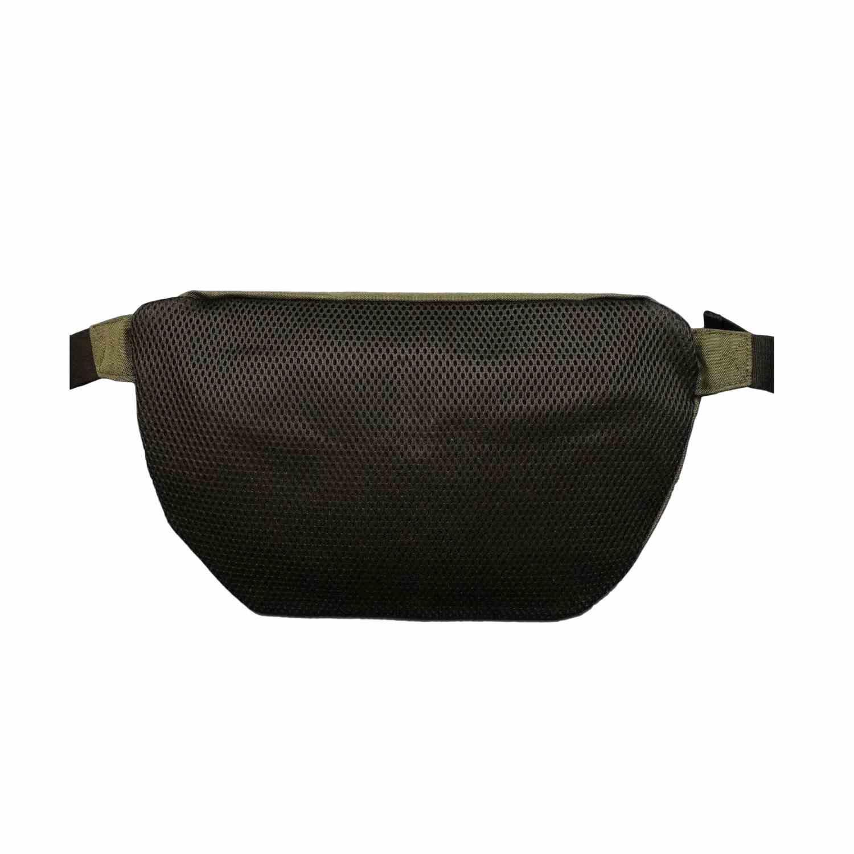 SHIBA-INU POOPING BODY BAG - 黒柴