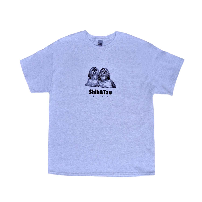 SHIHTZU T-shirts - ASH GREY