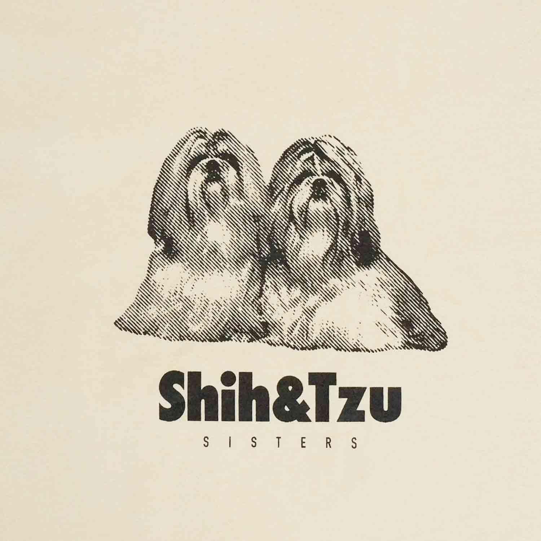 SHIHTZU T-shirts - GOLD