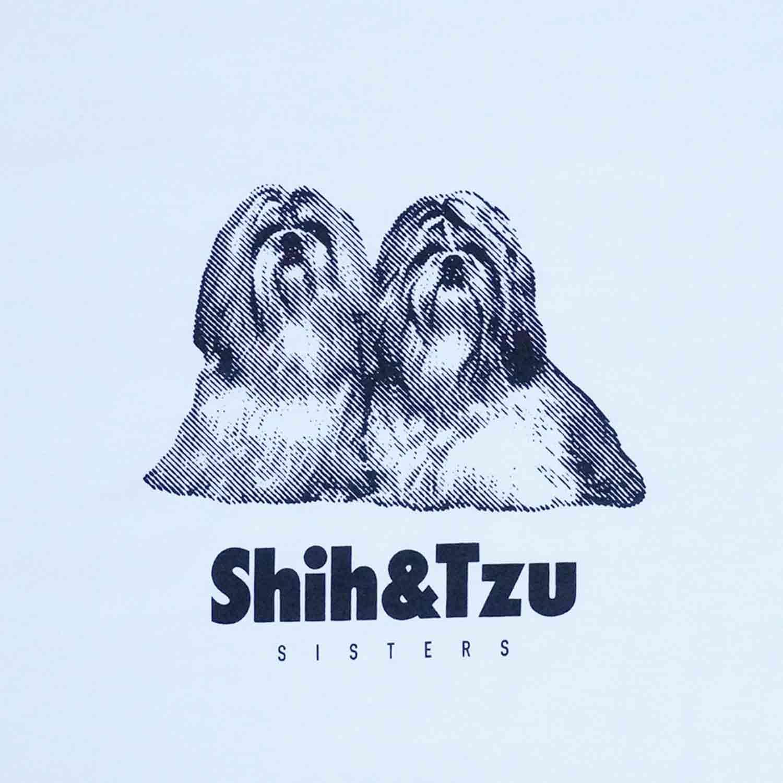 SHIHTZU T-shirts - WHITE