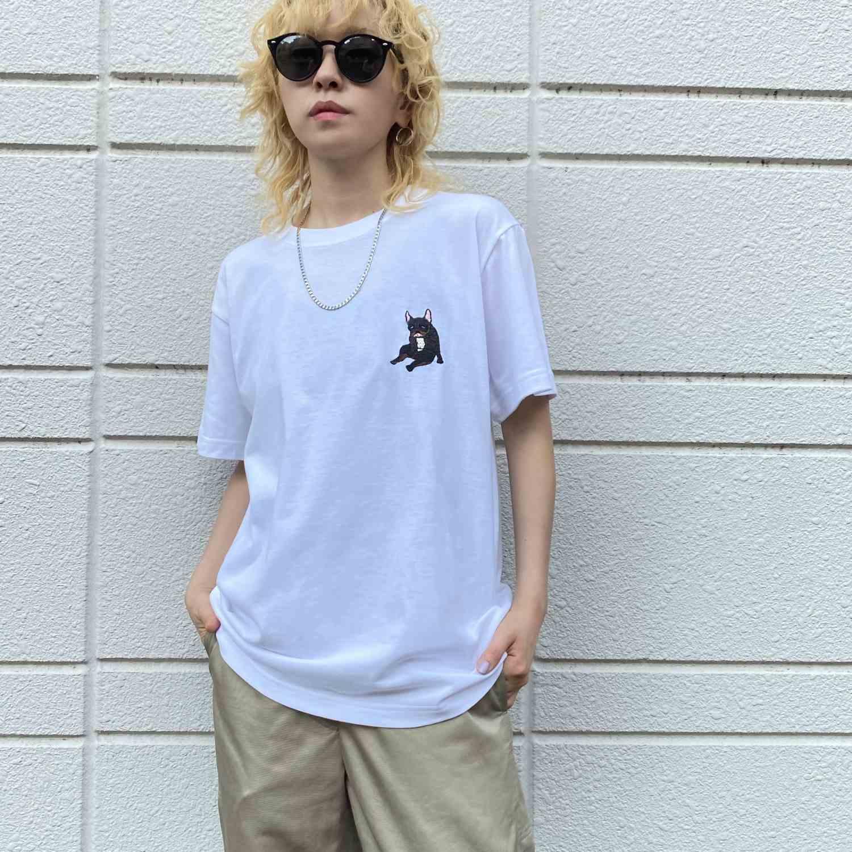 【予約】F/B CHIN-SURI T - BRINDLE