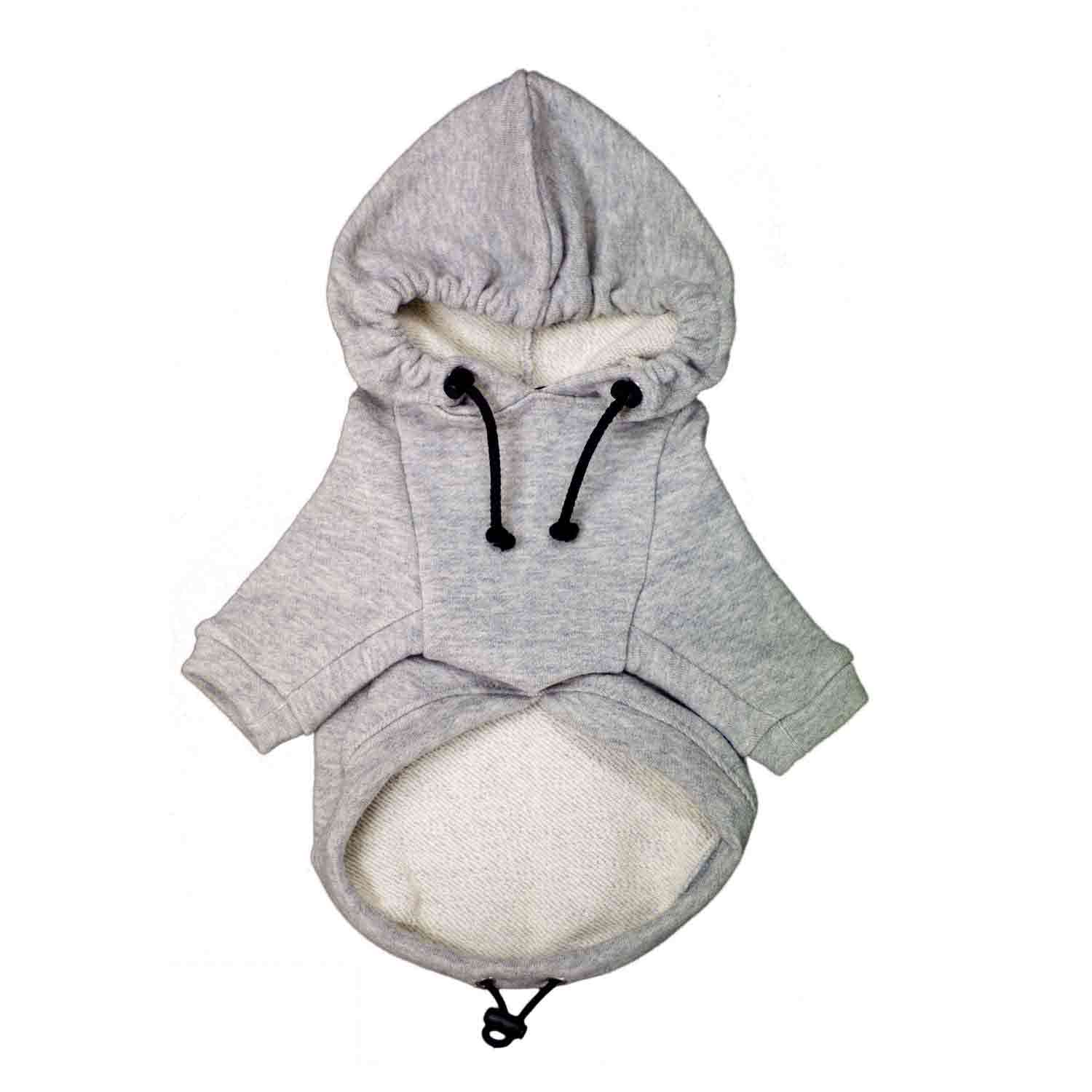 DOGNITY DOG PARKA GREY