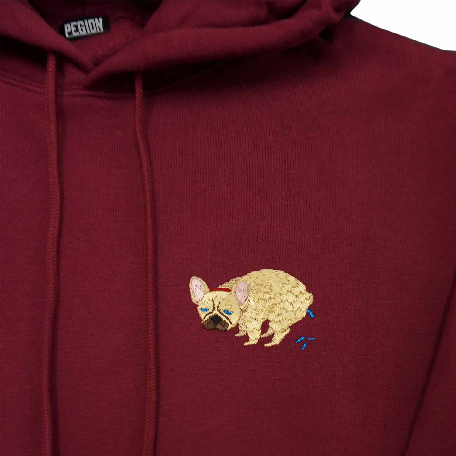 F/B POOPING PARKA - FAWN