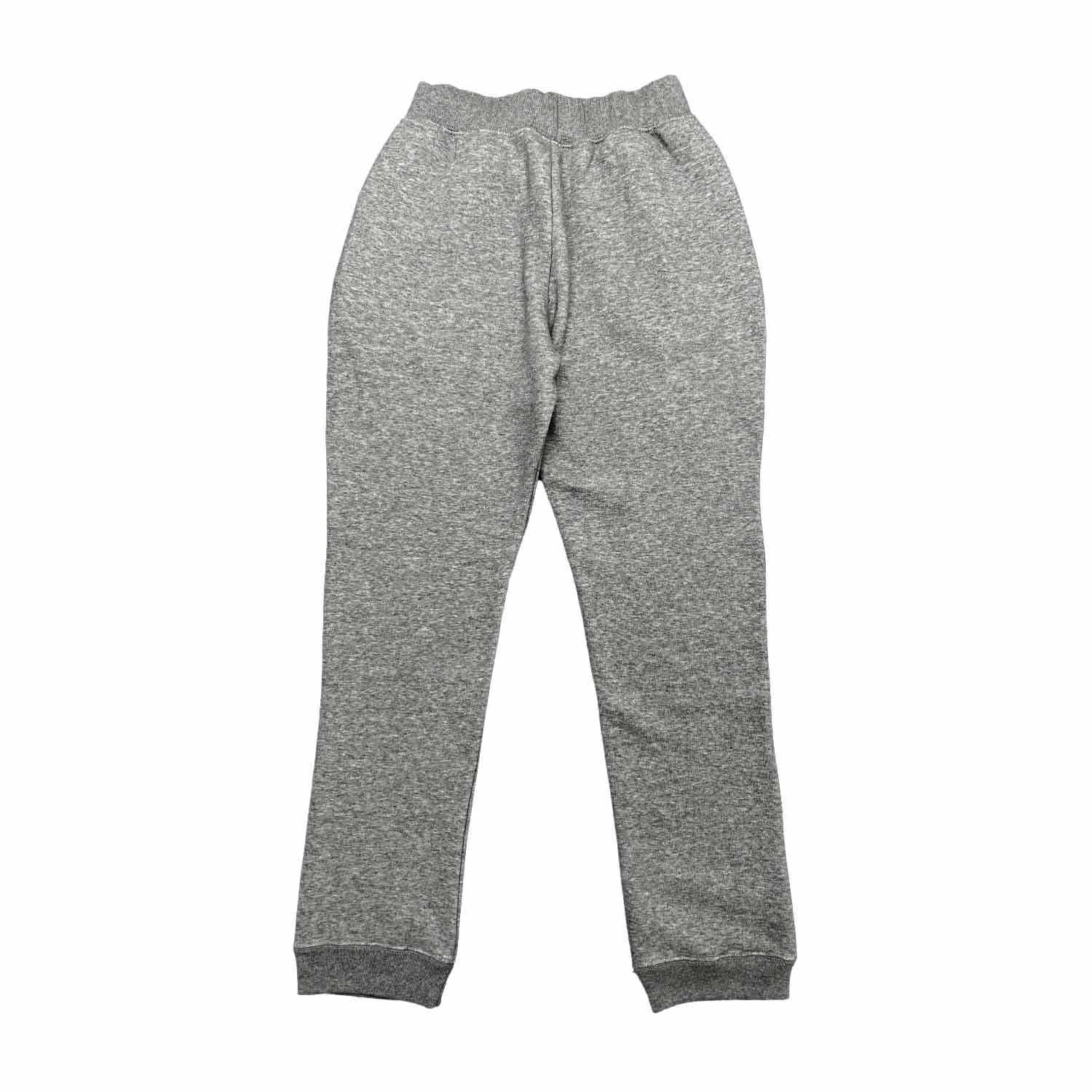 F/B POOPING SWEAT PANTS - BRINDLE