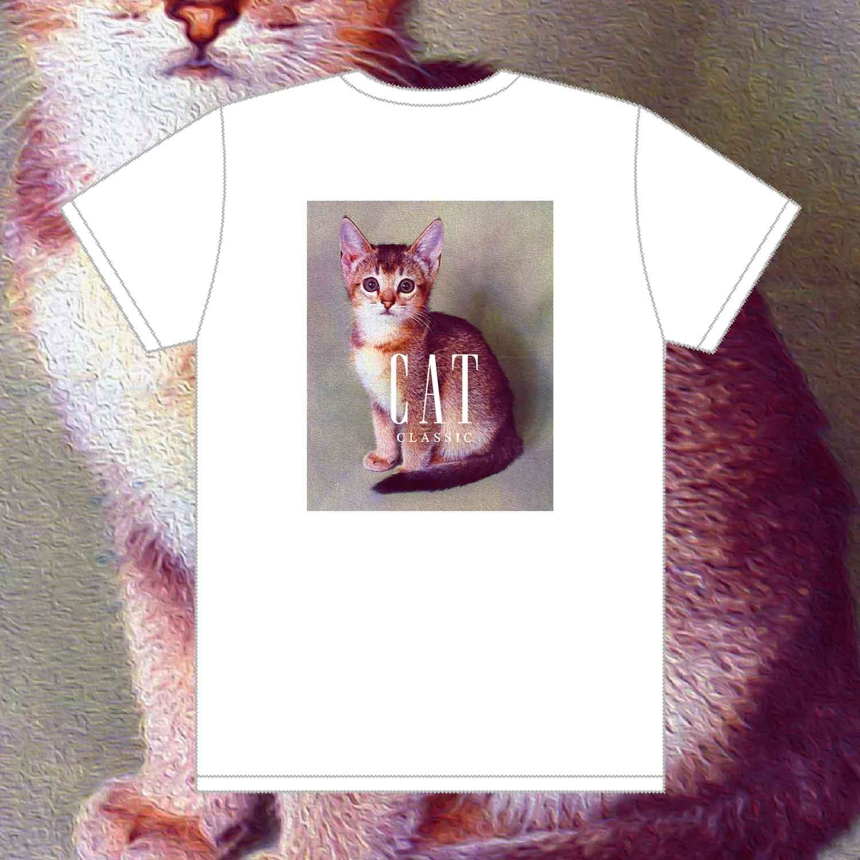 CAT CLASSIC T-SHIRTS
