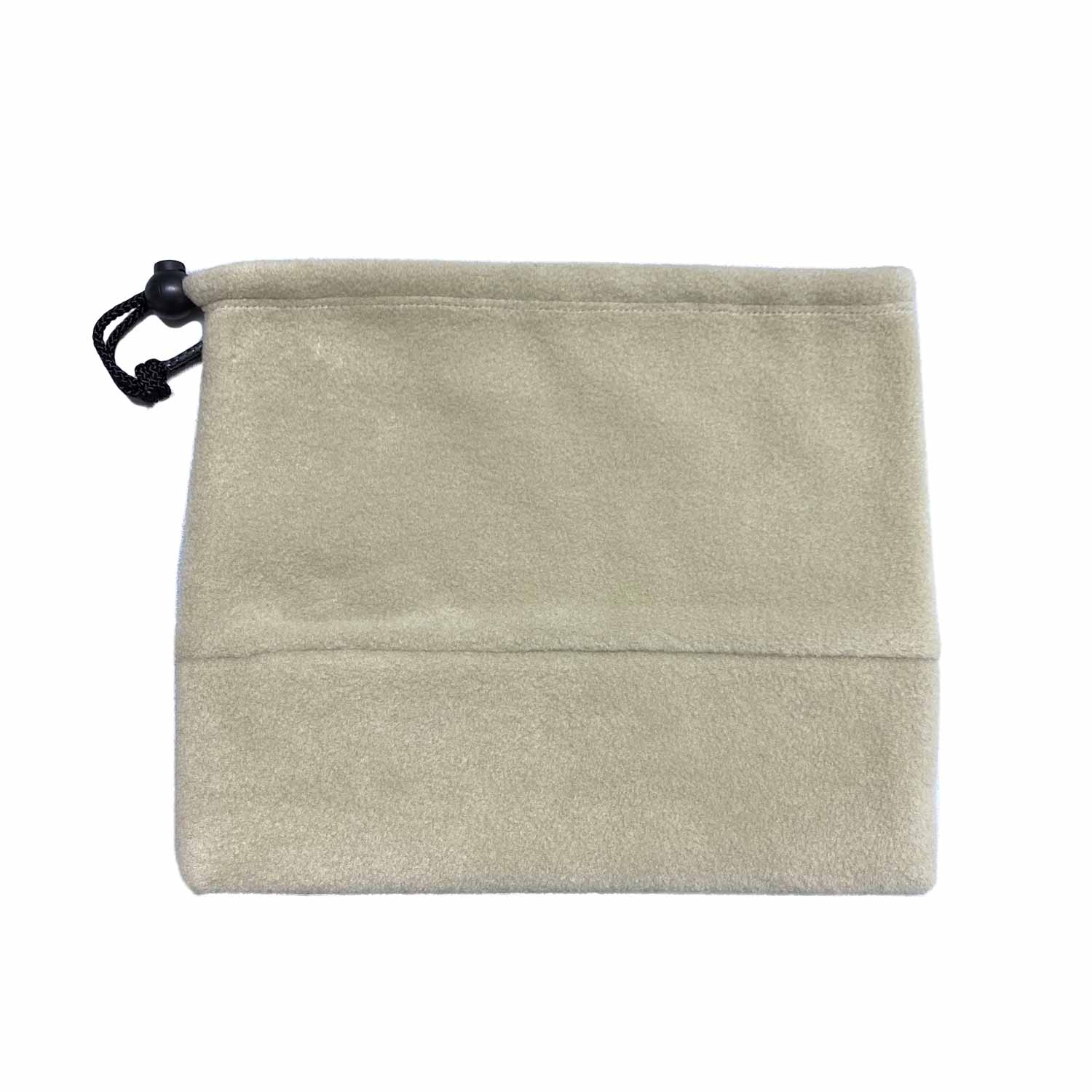 F/B POOPING NECK WARMER - PIED