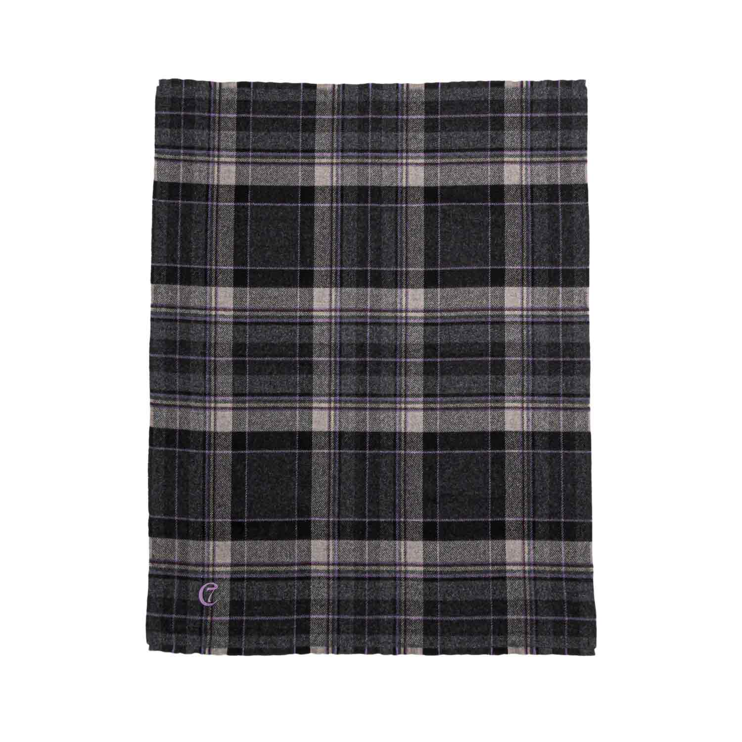 Dog Blanket Scottish Wool