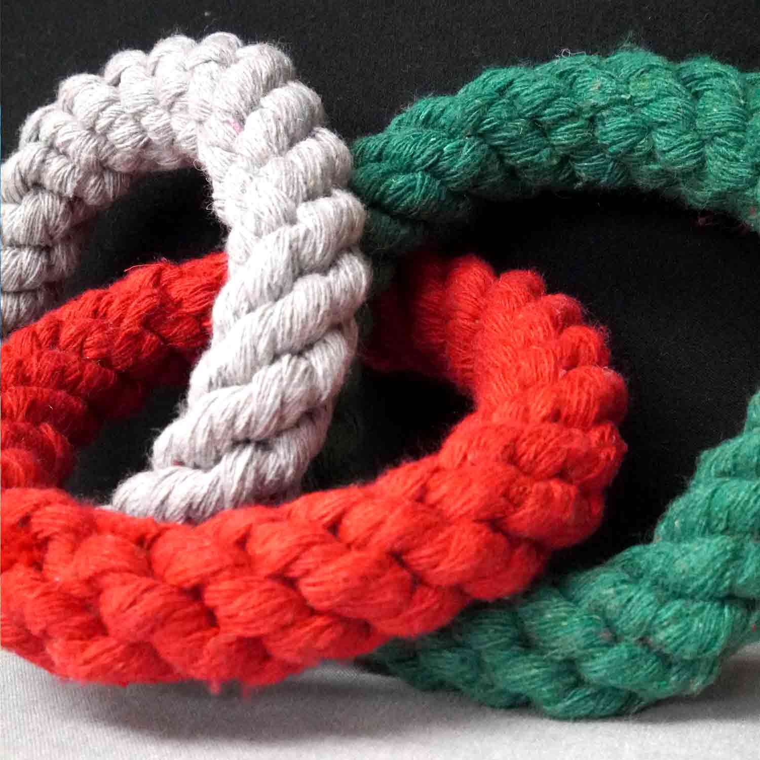 3Ring DOGTOY - RED