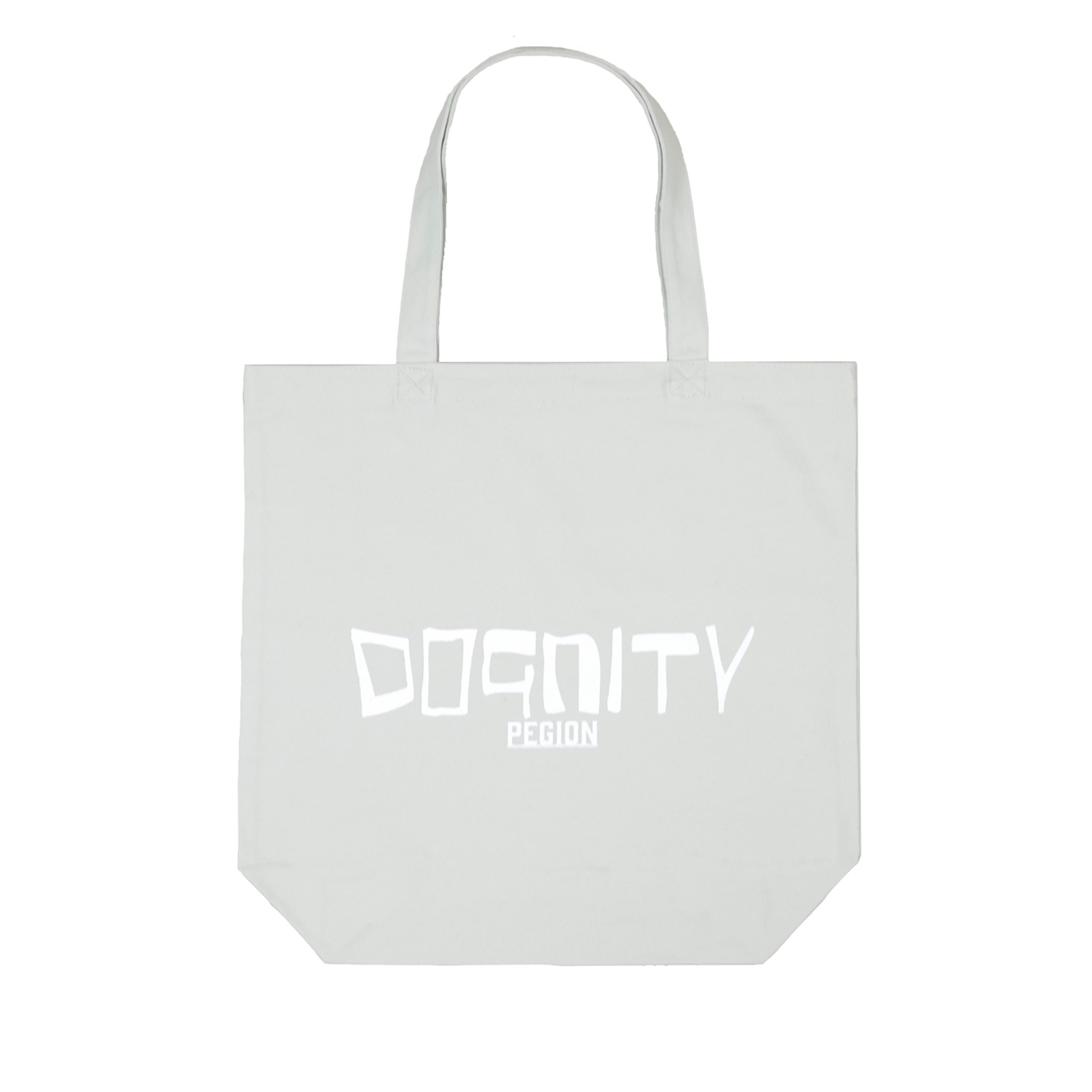 【CHARITY GOODS】DOGNITY TOTE BAG - GREY
