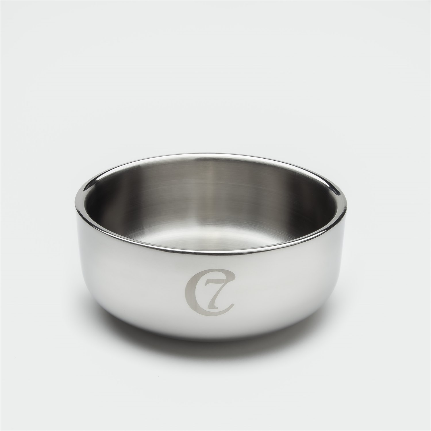 DOG BOWL DYLAN STAINLESS STEEL