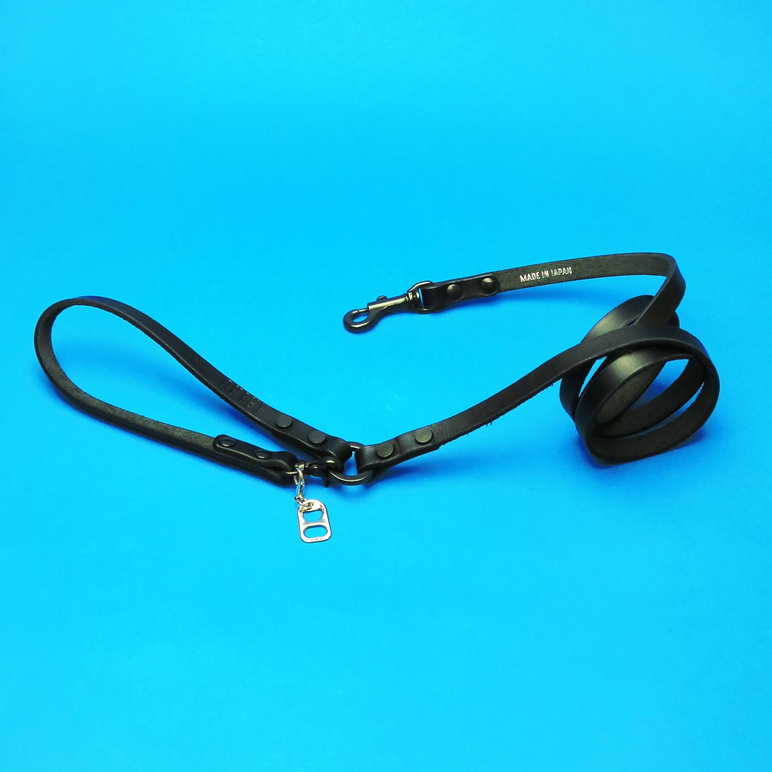 BLACK CASE LEATHER LEADS