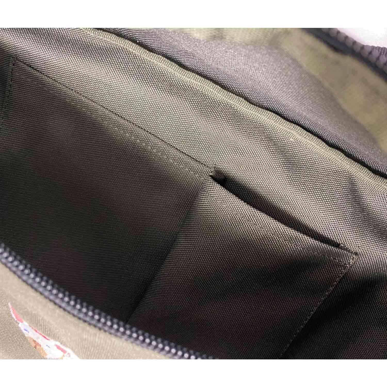 F/B POOPING BODY BAG -BRINDLE
