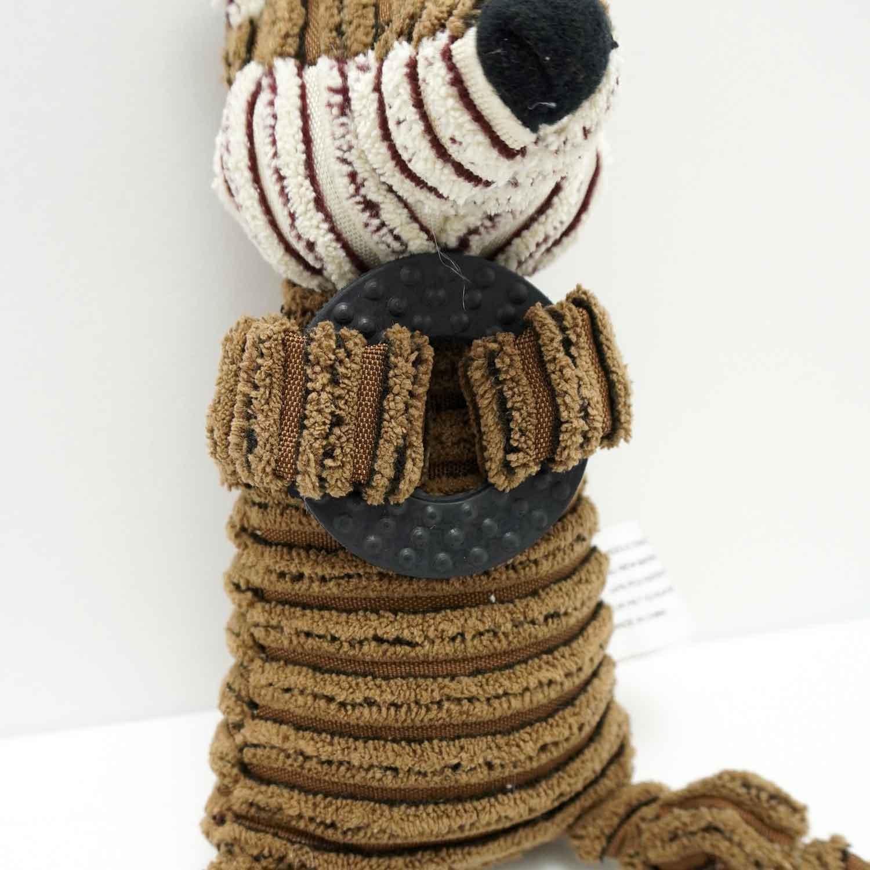 DOG+RING DOGTOY - BROWN