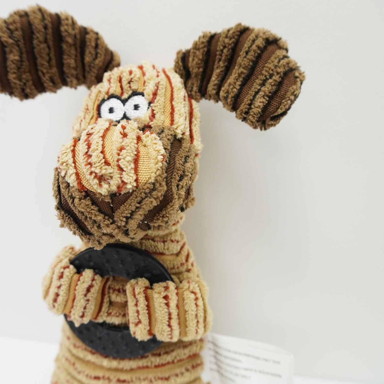 DOG+RING DOGTOY - CAMEL