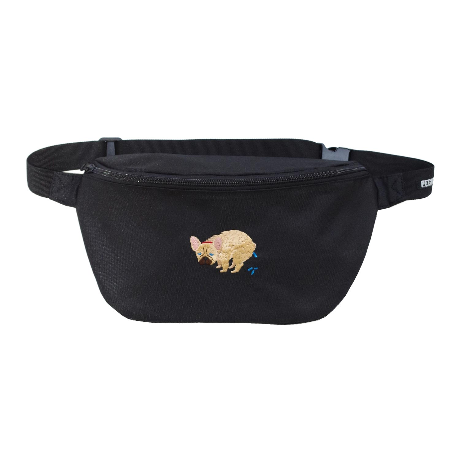 F/B POOPING BODY BAG -FAWN