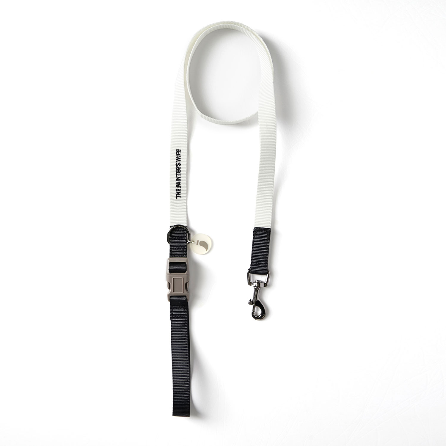 LEASH SONIA - WHITE/NAVY