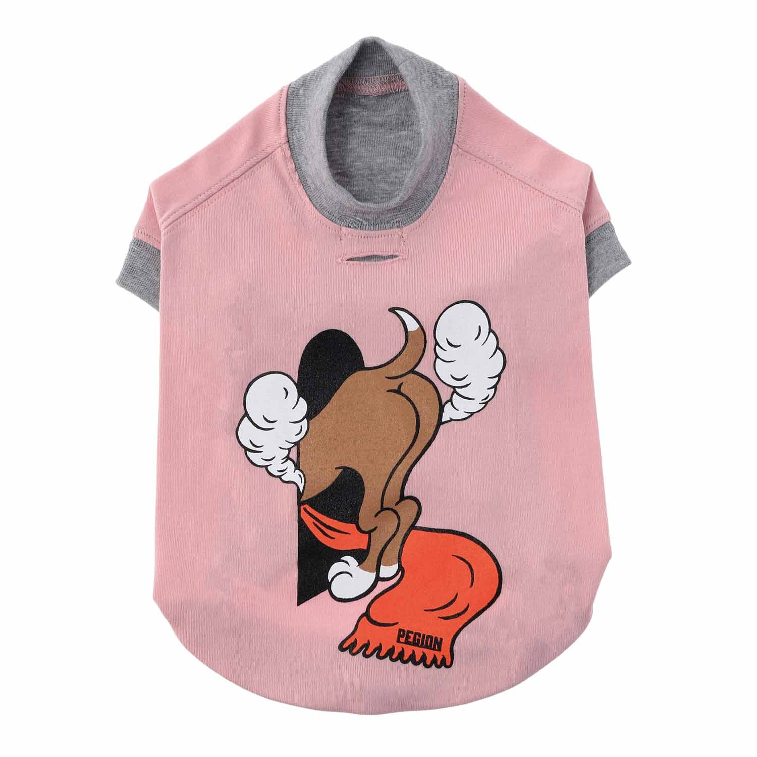 My BASE T-SHIRTS for dog  - PINK