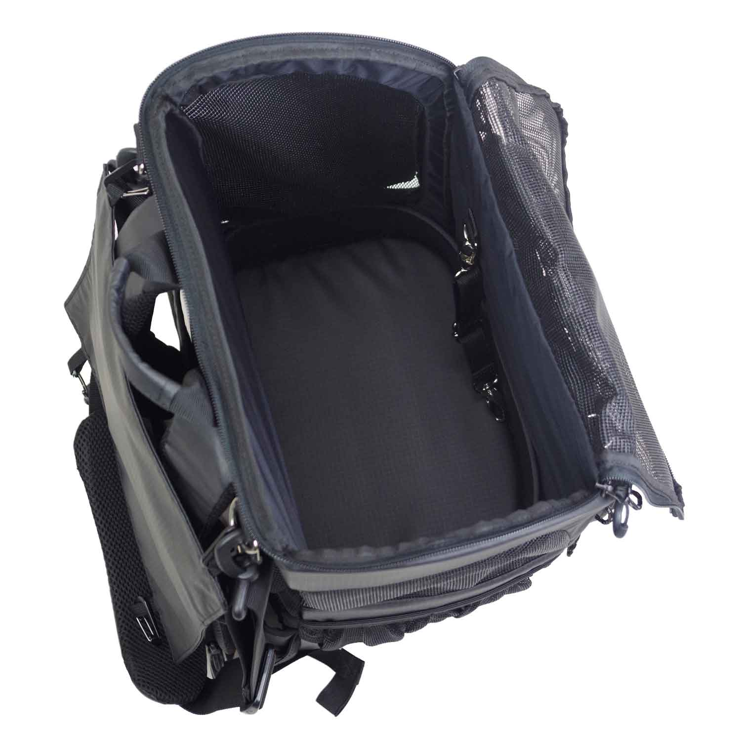 AirBuggy 3WAY BACKPACK CARRIER BLACK