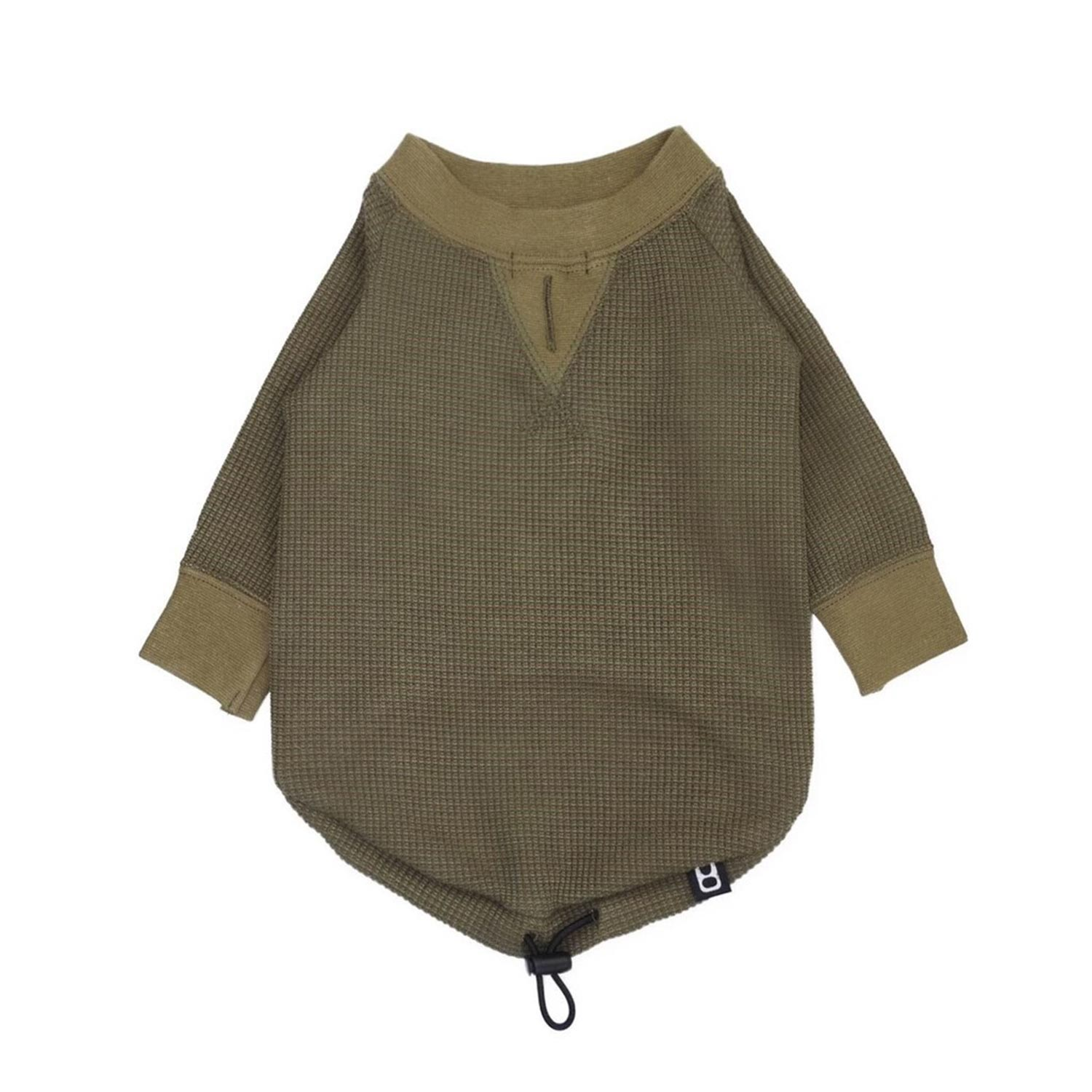 L/S THERMAL T-SHIRT KHAKI