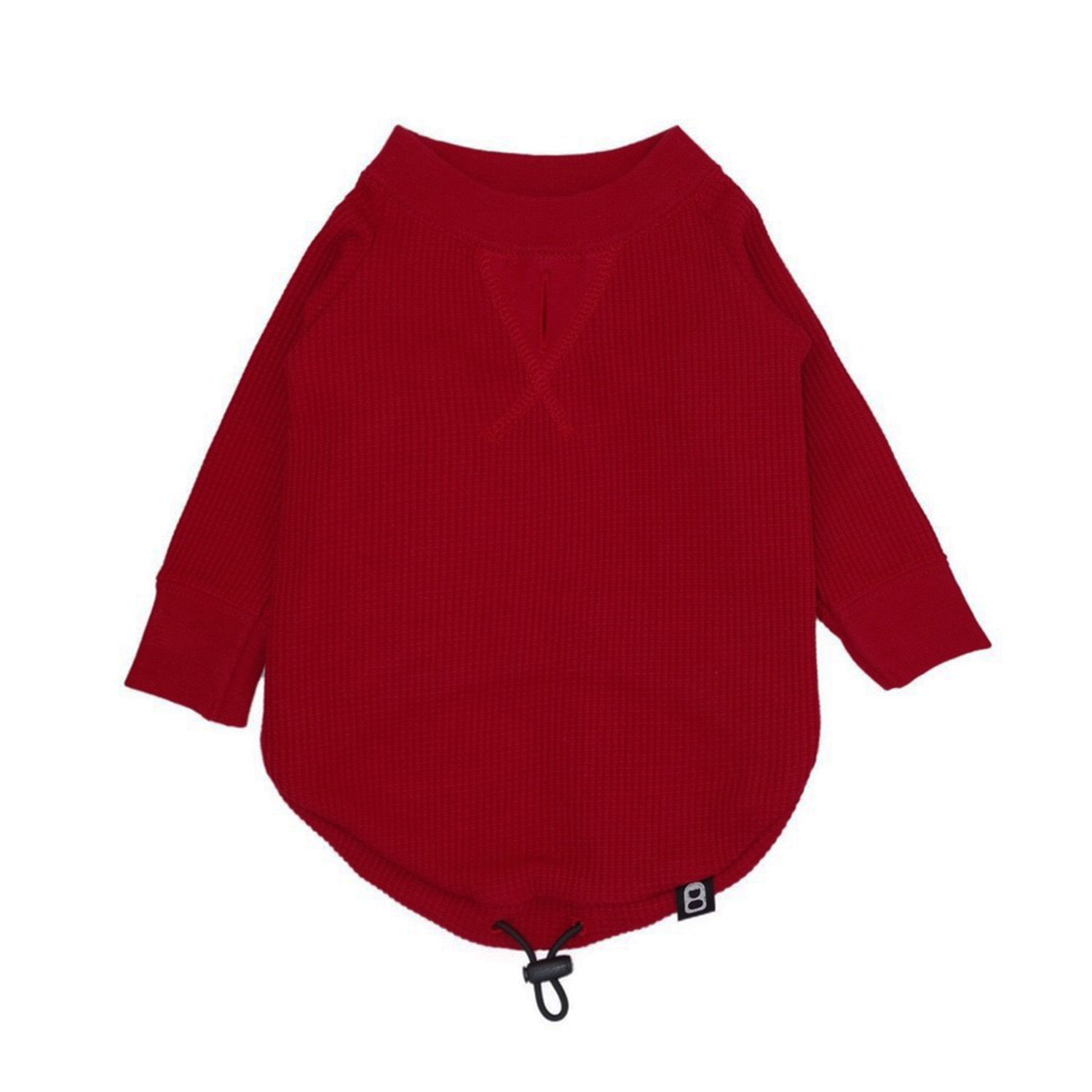 L/S THERMAL T-SHIRT RED