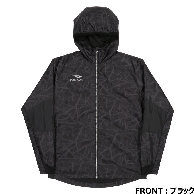 ウォーマーフードジャケット