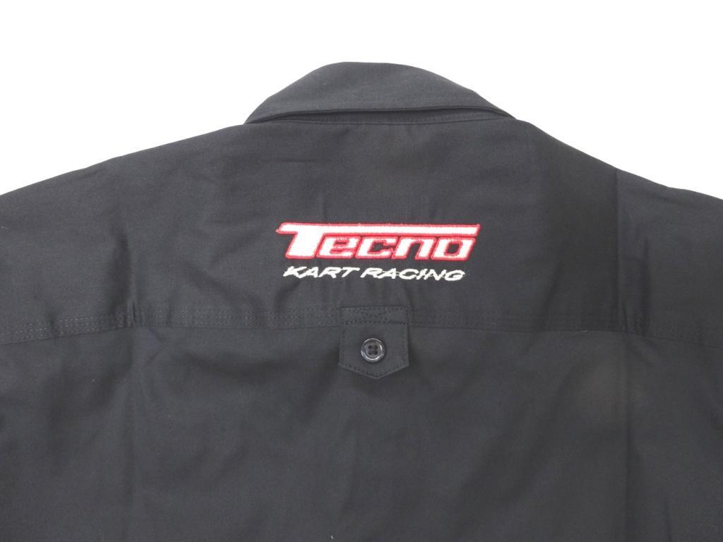 TECNO ピットシャツ(長袖)