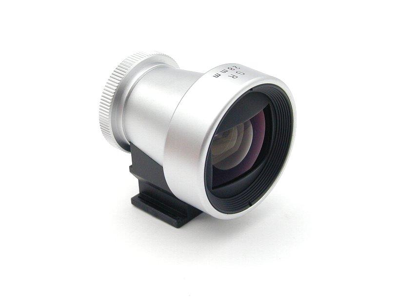 リコー GR 28mmファインダー