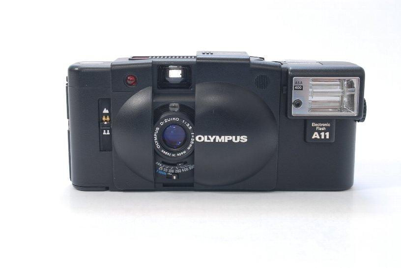 オリンパス XA2+A11