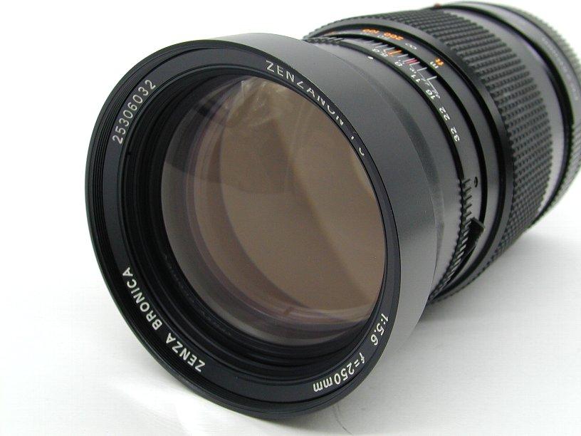 ブロニカ GS-1用PG250/F5.6