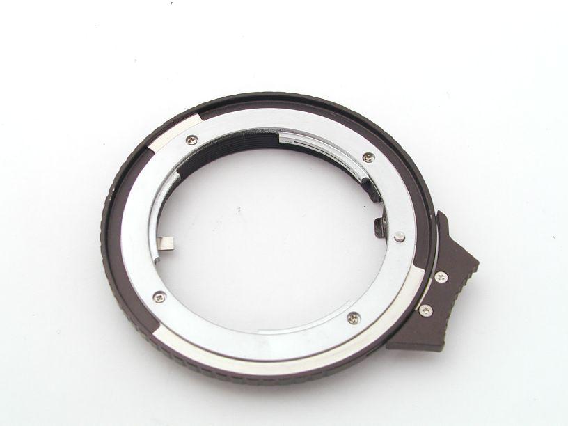 エレフォト ボディEOS-レンズニコン(G) マウントアダプター