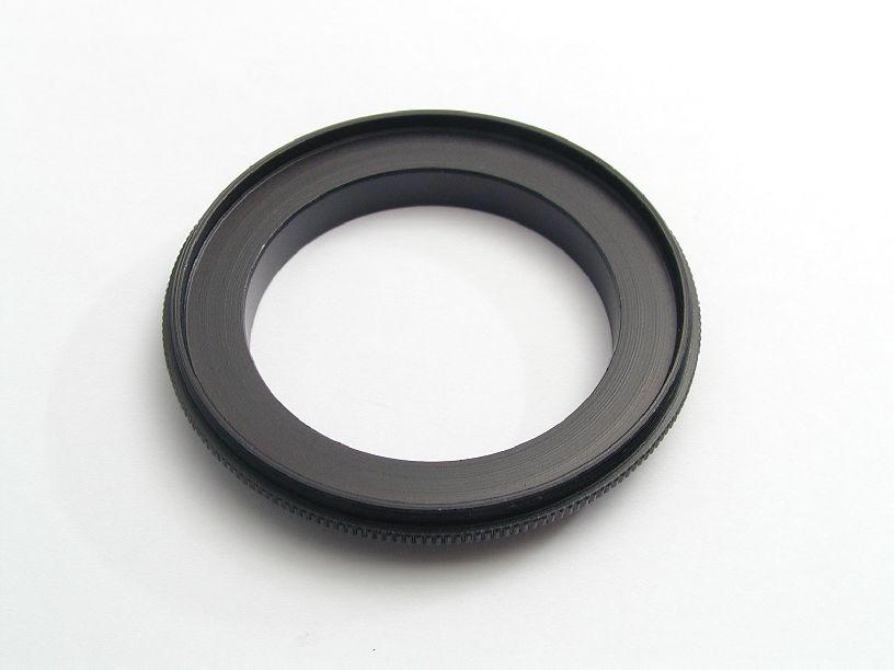 ソニーNEX用58mmリバースアダプター