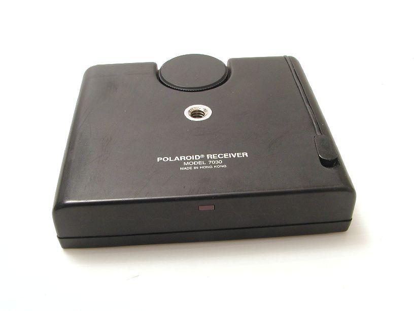 ポラロイド レシーバーモデル7030
