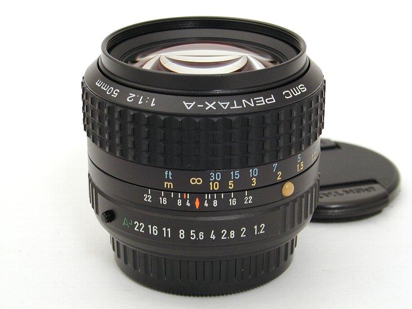 ペンタックス SMC A50/F1.2