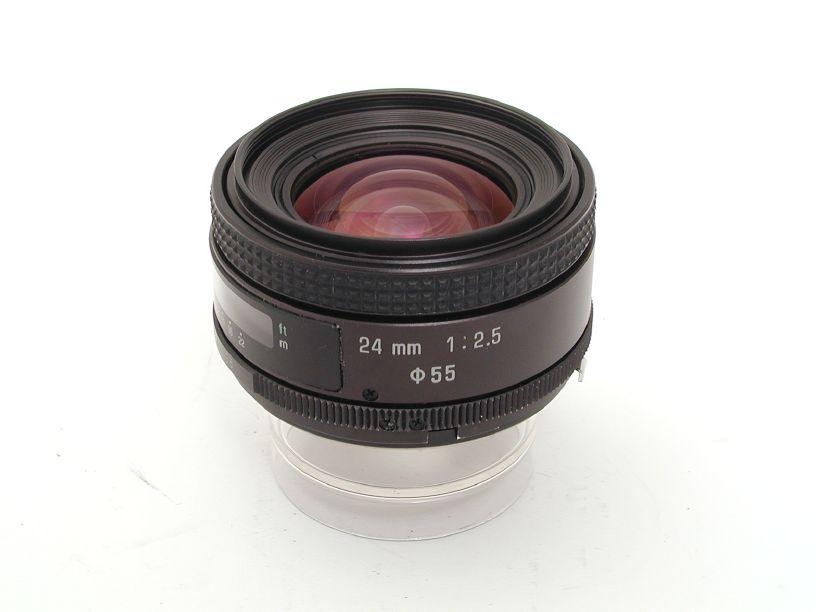 タムロン MF24/F2.5