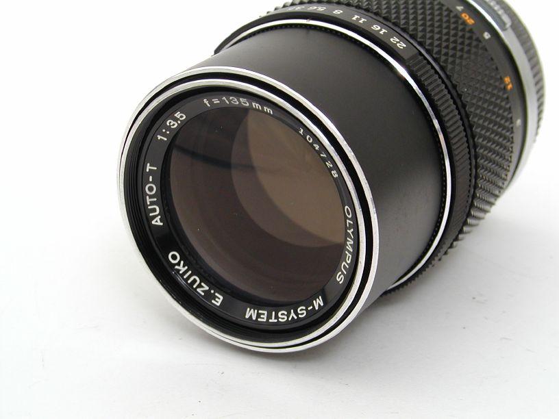 オリンパス Mシステム ズイコー135/F3.5