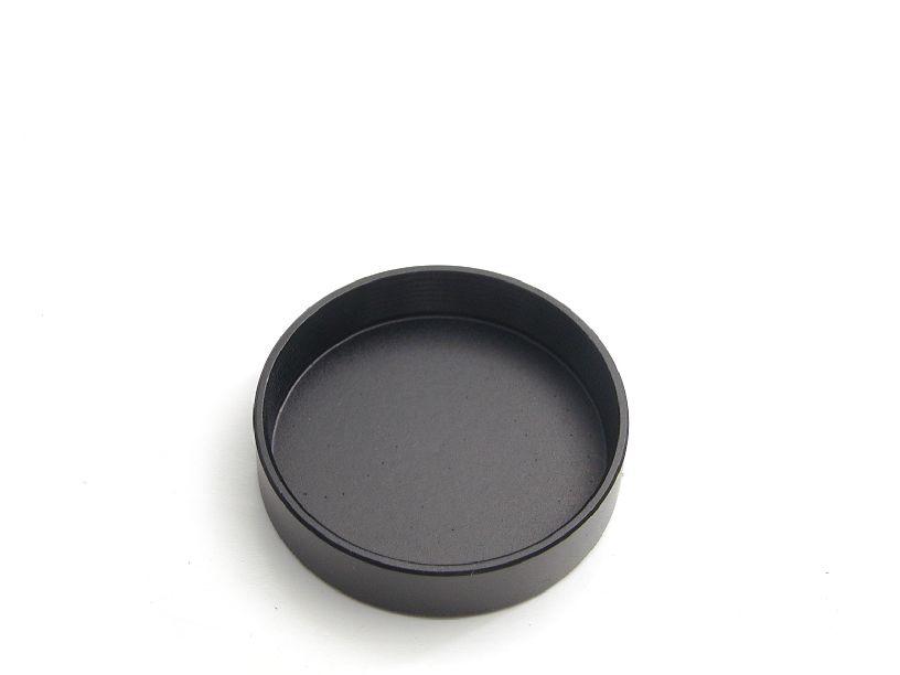 エレフォト ライカL用レンズリアキャップ ブラック
