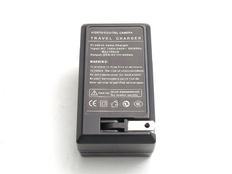 ニコン・ミノルタ兼用充電器