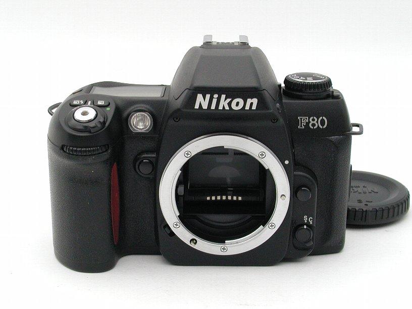 ニコン F80D
