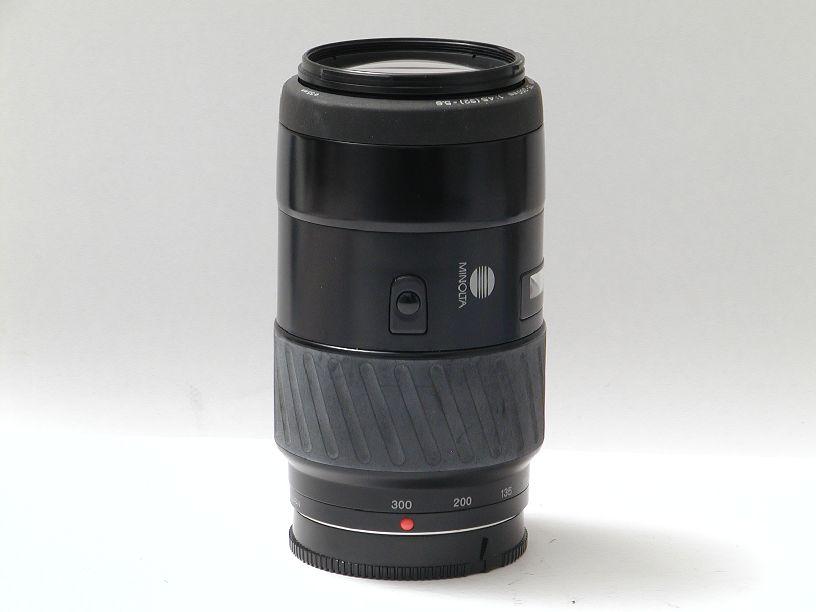 ミノルタ AF75-300/F4.5-5.6
