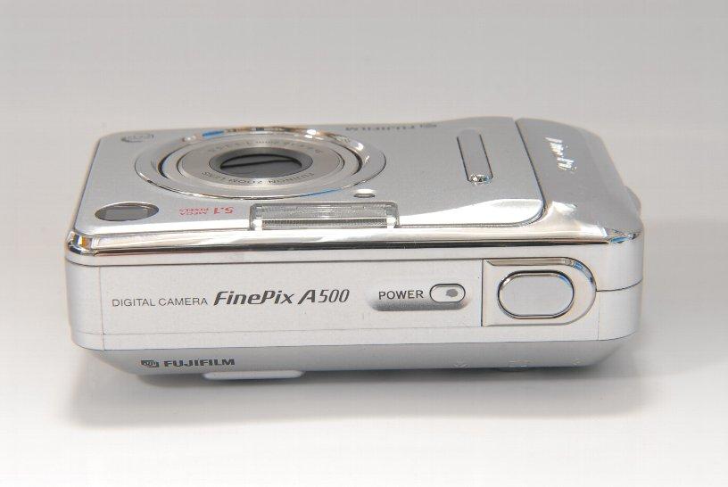 フジフイルム FinePix A500(512万画素)