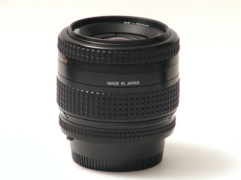 ニコン AF35-70/F3.3-4.5