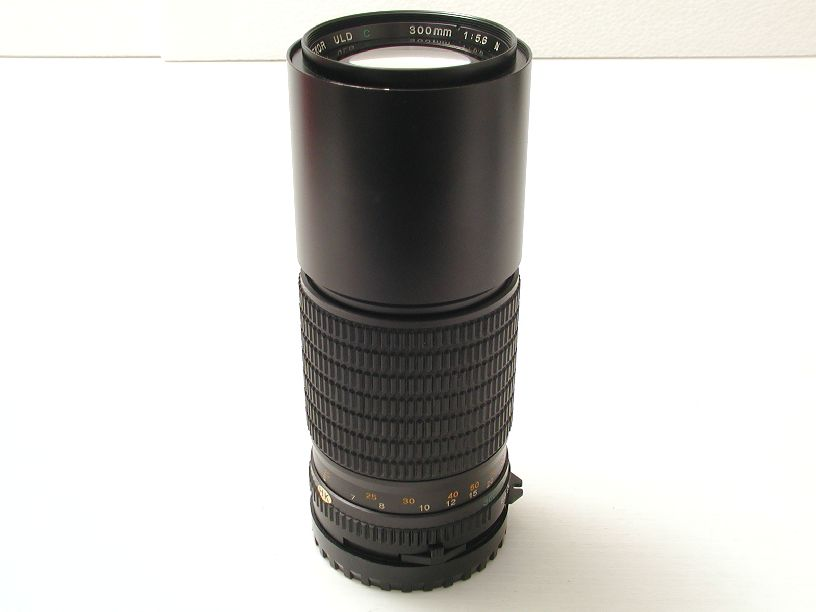 マミヤ 645用セコールC300/F5.6N ULD